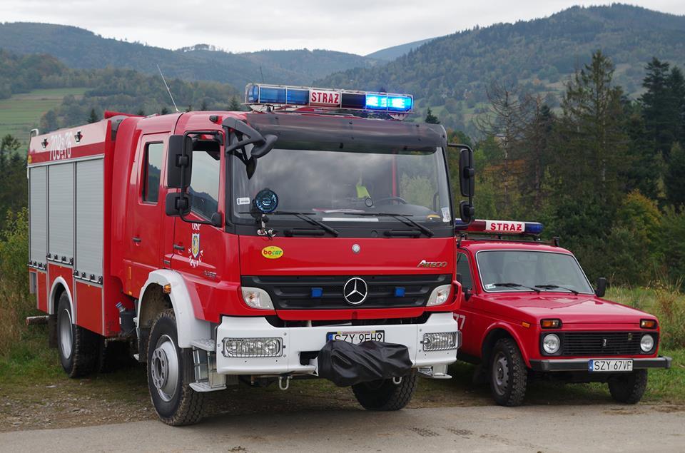 Pomóż nam w zakupie nowego samochodu ratowniczo – gaśniczego