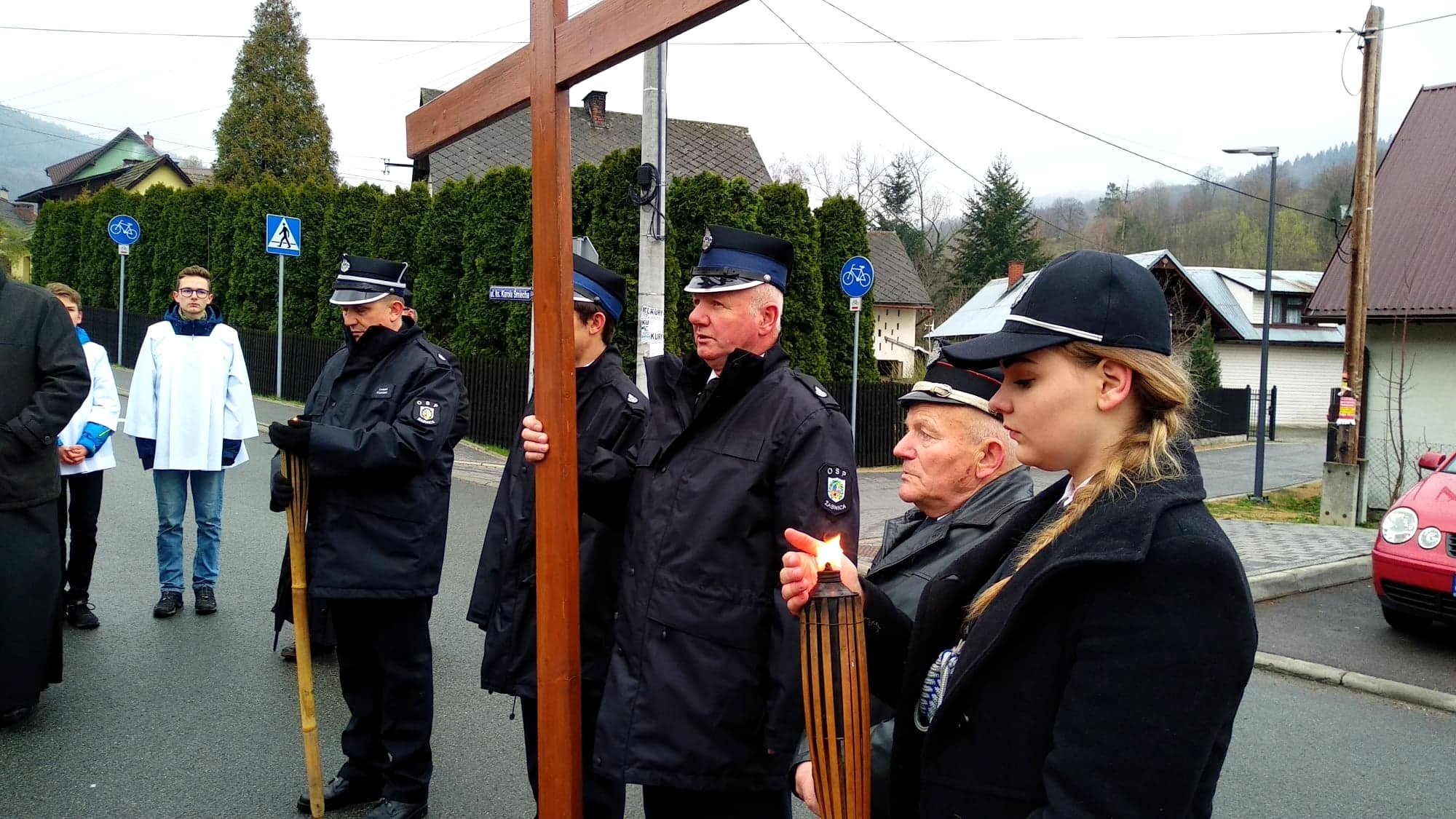Droga Krzyżowa 2019r. – w naszej miejscowości.